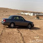 فورد فكتوريا سعودي 2001