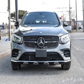 MERCEDES-BENZ GLC 43 AMG COUPE 2017