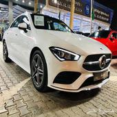مرسيدس CLA200 ( AMG) جديد بسعر خاص