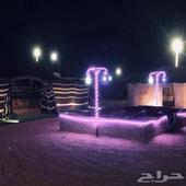 مخيم للاجار الثمامه