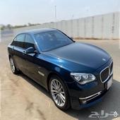 BMW750LI 2014 ممشى قليل