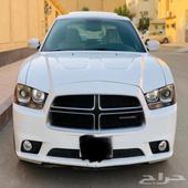 دودج اتشارجر 2014 RT V8 فل هاوس سعودي نظيف