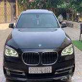 BMW 730L  (2015)