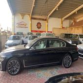 BMW 2021 KTM 730Li بي ام دبليو ام كت - كاربون بلاك