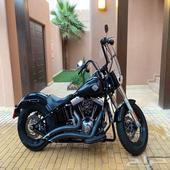 للبيع  هارلي سوفتيل سليم 2013 Harley Davidson Softail Slim