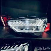 شمعات اودي A7 الجديدة Audi A7 2020