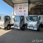 دينا وشاحنات ايسوزو جميع المقاسات متوفرة تسليم فوري 2020