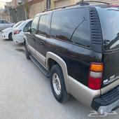 جمس يوكن 2002 السيارة سليمة الممشى183000