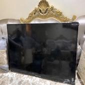 تلفزيون جنرال سوبر 42 بوصة شاشة محروقة