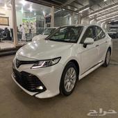 تويوتا كامري 2020 GLE فتحه بنزين و هايبرد سعودي