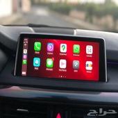 برمجة جميع مميزات بي ام دبليو CarPlay BMW كاربلي خرائط2021