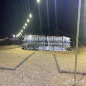 مخيم فاخر الرياض طريق القصيم قريب جدا VVIP