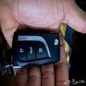 مفتاح هايلكس من موديل17وانت طالع