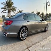 للبيع BMW 740 Li موديل 2017 ناغي