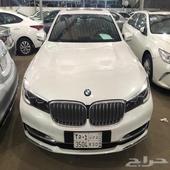 BMW 730 موديل 2018 وارد الناغي