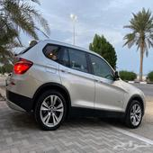 BMW X3 twin turbos 2014