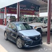 كامري SE سعودي 4 سلندر 2020