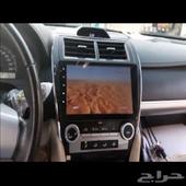 شاشة كامري 2013 رود ماستر الجديده مع كاميرا 360 درجه