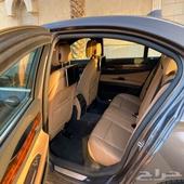 سيارة BMW 730 موديل 2014