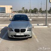 BMW 630i 2006