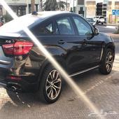 للبيع بي ام دبليو 2015 - الفئة X6
