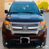 فورد اكسبلور 2012 XLT فل كامل سعودي دبل نظيف