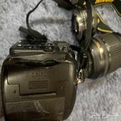 كاميرا نيكون d7100 للبيع