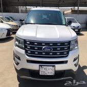 فورد إكسبلورر XLT ( سعودي) ( تم البيع )