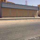 محلات جديدة - حي الجوهرة للإيجار
