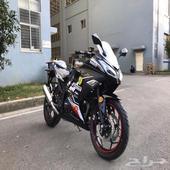 دراجة نارية 250cc