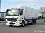 شاحنة شاصي مرسيدس اكتروس1844ميقا موديل2008