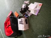 للبيع كاميرا كانون D550 نظيفة جدا جدا