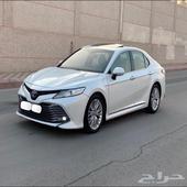 تويوتا كامري 2018 V6 Grand سعودي
