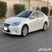 لكزس 350 ES فل 2013 سعودي