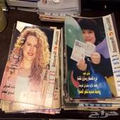 مجلة الشرق الاوسط قديم تراث