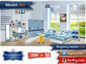 غرفة نوم اطفال جديدة موديل M3