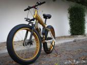لعشاق الفخامة BMW ..دراجة كهربائية