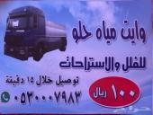 حي البيان خلف محطه جرش