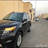 اكسبلور 2013 XLT سعودي