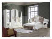 غرف نوم تركية موديلات 2018 بشكل مميز وسعر خاص