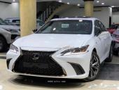 لكزس ES 350 F SPORT 2021 (سعودي) اقلل سعر