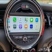 برمجة جميع مميزات بي ام دبليو MINI CarPlay كاربلي خرائط2021