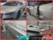 ورشة رش ودهان السيارات فى مدينة الرياض