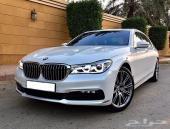 BMW 730 Li 2019 شبه أصفار