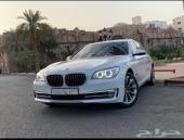 BMW 740 مديل 2015