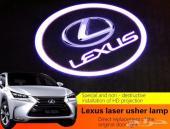 شعار لكزس و لاند كروزر