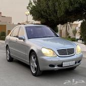 مرسيدس فياقرا 2002 S500((تم البيع))
