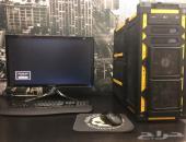 كمبيوتر العاب وتصميم تجميعه Gaming PC