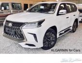 متوفر لكزس 2019 بلاك اديشن سعودي (اقل سعر)