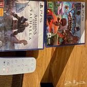 ريموت العاب PS5 و PS4 للبيع